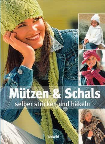 Mützen und Schals selber stricken und häkeln