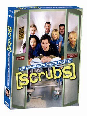 Scrubs - Die Anfänger - Die komplette dritte Staffel