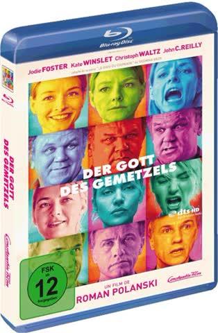 Der Gott des Gemetzels [Blu-ray]