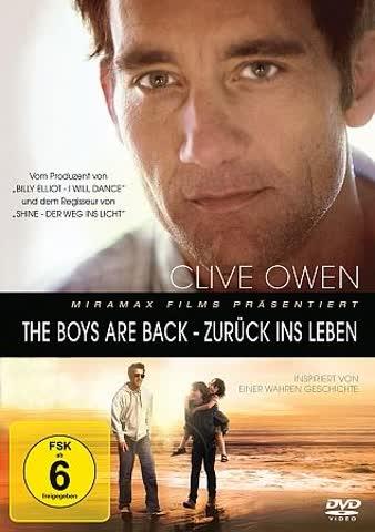 The Boys are Back - Zurück ins Leben [Import allemand]