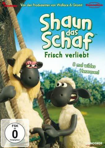 DVD Shaun das Schaf 07 - Frisch verliebt