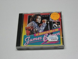 James Brown - Live