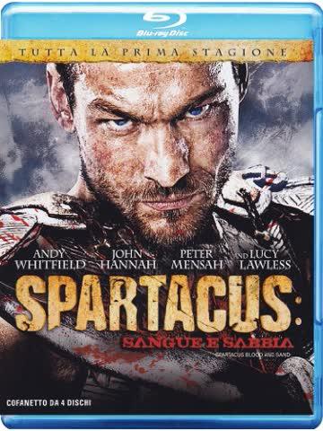 Spartacus - Stagione 01 (4 Blu-Ray)