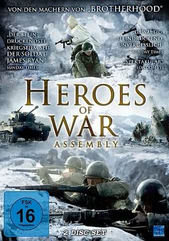 Heroes of War - Assembly (2 Disc Set)