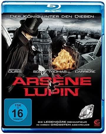 Arsène Lupin [Blu-ray]