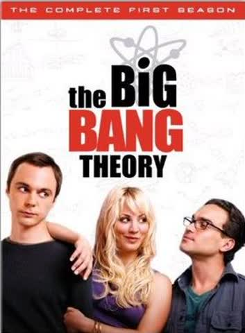 DVD * The Big Bang Theory - Staffel 1 [Import allemand]