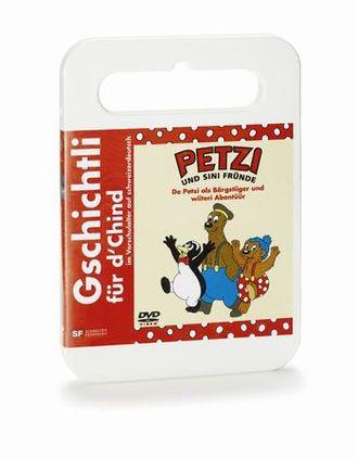 Petzi & Sini Fründe - De Petzi Als Bärgstiiger