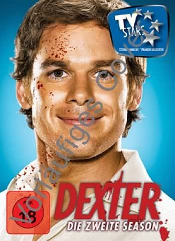 DVD Dexter - Staffel 2