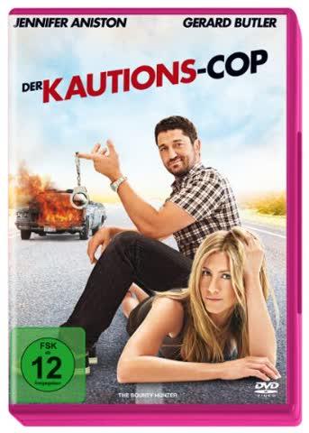 Der Kautions-Cop (Pink Edition)