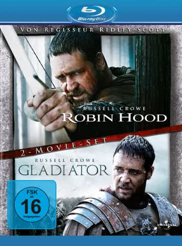 Robin Hood + Gladiator