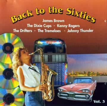 James Brown - BACK TO THE SIXTIES VOLUME 3 audio cd