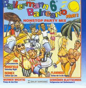 Various - Non Stop Party Mix Ballermann