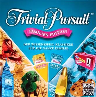 Trivial Pursuit - Familien Edition Schweizer Ausgabe