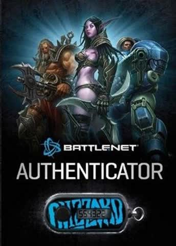 Blizzard Authenticator