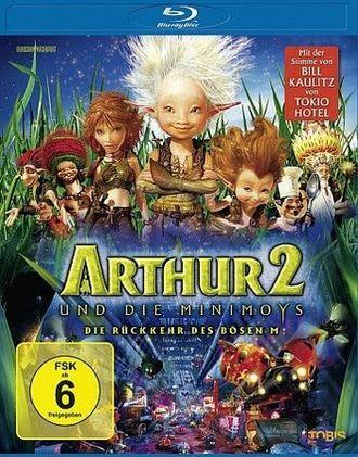 Arthur Und Die Minimoys 2: Die Rückkehr Des Bösen M