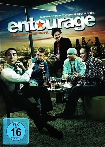 Entourage - Die Komplette Zweite Staffel (3 Discs)