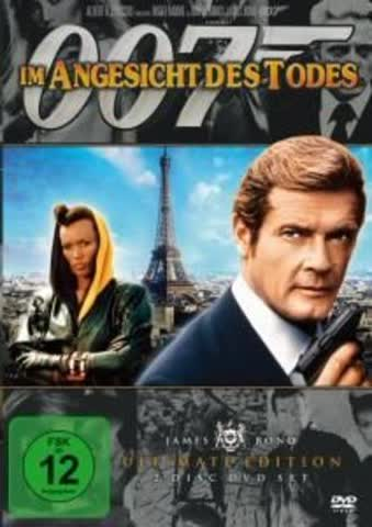 James Bond - Im Angesicht des Todes [2 DVDs]