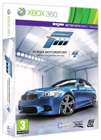 Forza Motorsport 4 - Limited Collector's Edition [AT PEGI]
