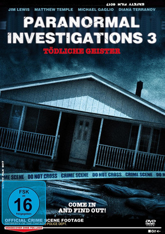 Paranormal Investigations 3