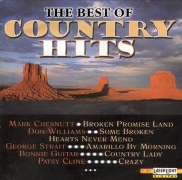 Various Artists - The Best Of Country Hits