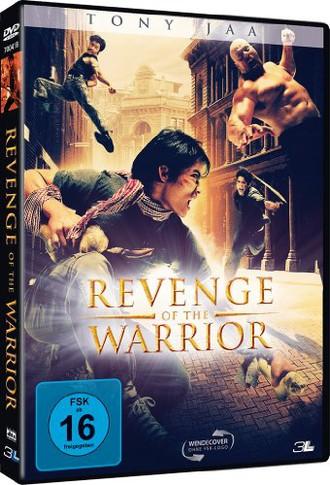Revenge of the Warrior (DVD)