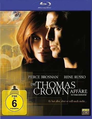 DIE THOMAS CROWN AFFRE (1999)