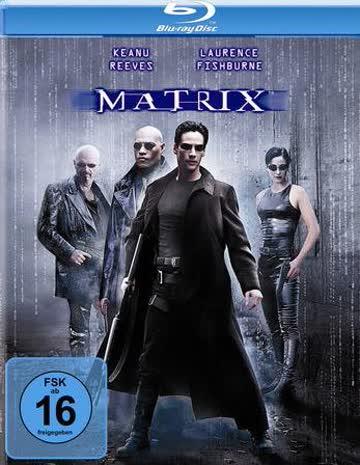 Matrix [Blu-ray]