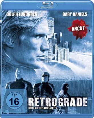 Retrograde-Krieg Auf Dem Eisplaneten-Blu-Ray