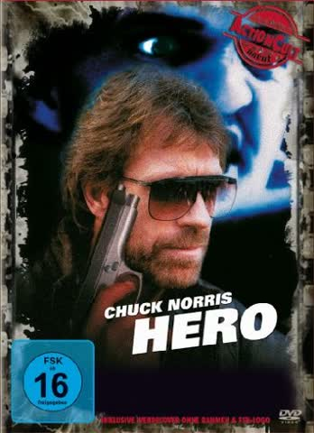 Hero and the Terror (DVD) , German Import