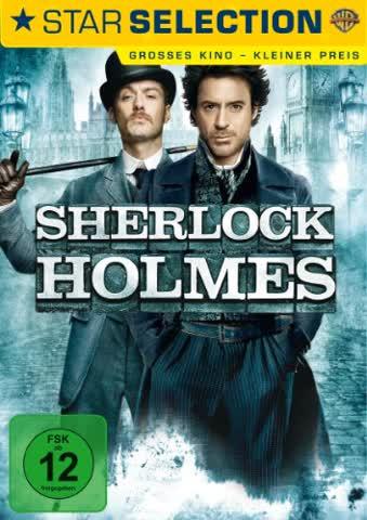 DVD * Sherlock Holmes [Import allemand]