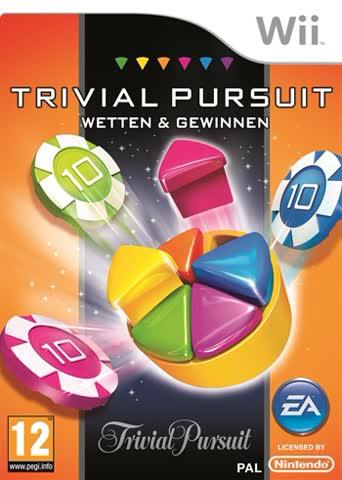 Trivial Pursuit: Wetten und Gewinnen [AT PEGI]
