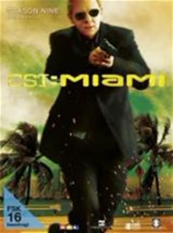 CSI: Miami - Season 9.1 [3 DVDs]