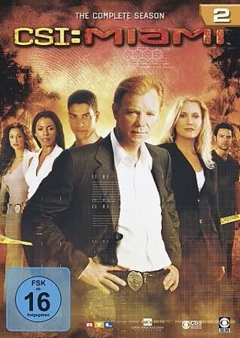 CSI Miami - Staffel 2
