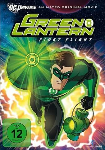 DVD * Green Lantern: First Flight [Import allemand]