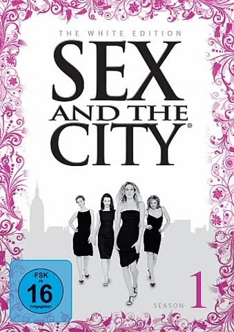 Sex and the City: Season 1 (The White Edition) [2 DVDs]