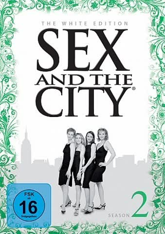 Sex and the City: Season 2 (The White Edition) [3 DVDs]