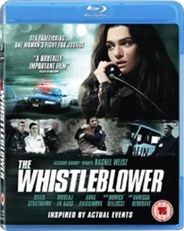 The Whistleblower [Blu-ray] [2010]