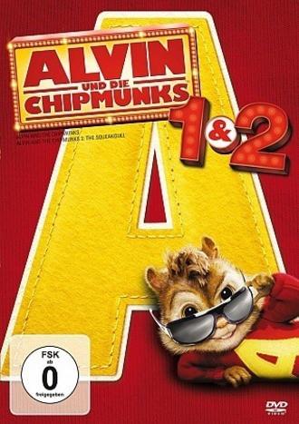 Doppelpack: Alvin Und Die Chipmunks 1 Und 2