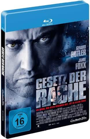 Gesetz der Rache (Limited Steelbook Edition) [Blu-ray]