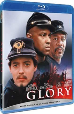 Glory [Blu-ray] [FR-Import, Deutscher Ton]