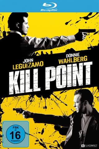 Kill Point - Keine Kompromisse [Blu-ray]