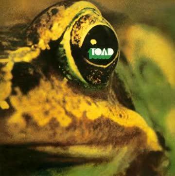Toad - Toad (Mini Lp Sleeve)