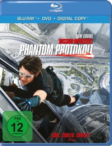 Mission: Impossible 4 - Phantom Protokoll (+ DVD) [Blu-ray] [2011]