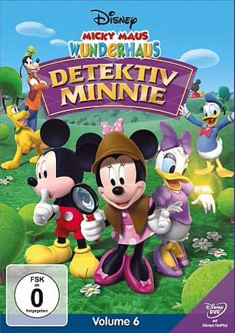 Micky Maus Wunderhaus - Detektiv Minnie