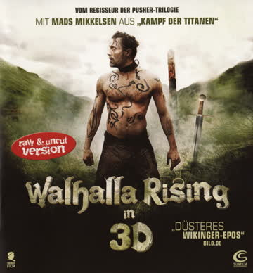 Walhalla Rising in 3D (Uncut) (+ 2D-Version) [Blu-ray 3D]