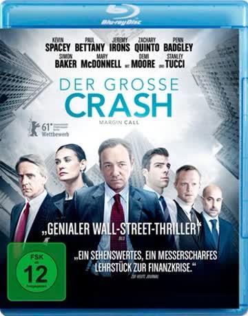 Der große Crash - Margin Call [Blu-ray]