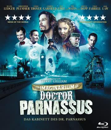 Das Kabinett des Dr. Parnassus [Blu-ray]