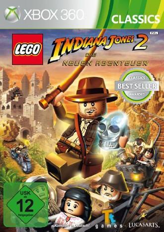 Classic: LEGO Indiana Jones 2