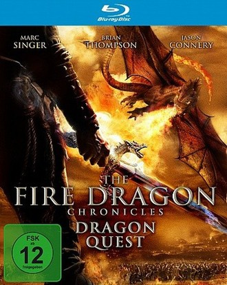 The Fire Dragon Chronicles 2: Dragon Quest