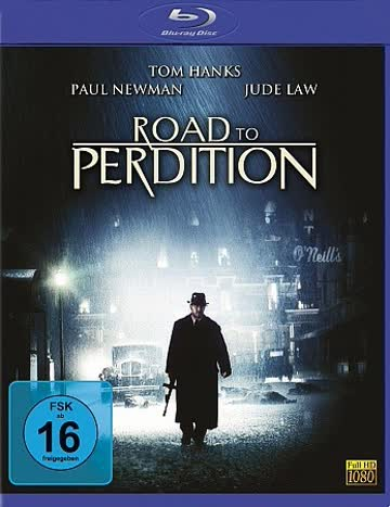 Road to Perdition [Blu-ray]